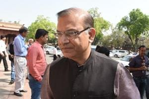 Jayant Sinha wants CBI probe in Ramgarh lynching case in which 11 were...