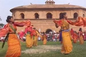 Assam's 2 day spring festival begins in Manas National Park