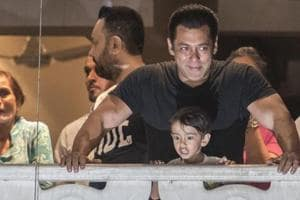After spending two nights in a Rajasthan jail, actor Salman Khan, who...