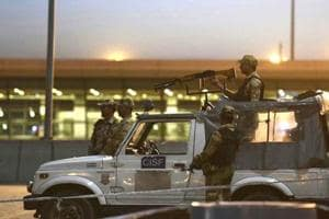 Only 6 out of 59 airports guarded by CISF equipped to defuse bombs,...