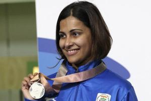 Commonwealth Games 2018: Heena Sidhu overcomes pain barrier to bag...