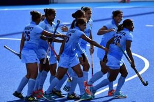 India beat England 2-1 in women's hockey at 2018 Commonwealth Games