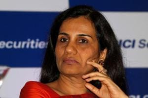 Chanda Kochhar and her husband have been at the centre of a loan-kickback controversy involving Videocon Group's promoter Venugopal Dhoot.