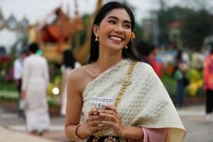 Going back in time, traditional costume fever grips Thailand