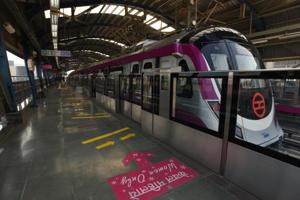 Longest underground stretch in Delhi Metro's Phase 3 to be opened soon