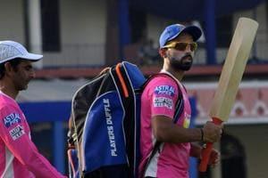 IPL2018: Rajasthan Royals' skipper Ajinkya Rahane aims lead by...