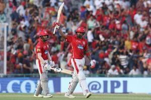 KL Rahul's fastest IPL fifty blows away Delhi Daredevils
