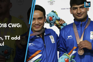 India won medals in different disciplines at the Gold Coast...