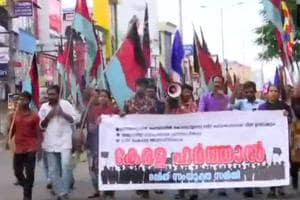 Shutdown in Kerala to protest dilution of SC/ST Act