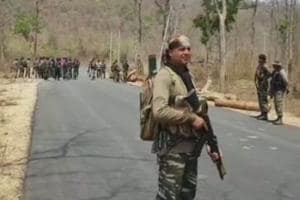 Two security personnel killed in Chhattisgarh's Bijapur where PM is...