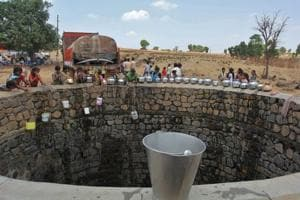 61% of wells witnessed a decline in water levels in India in the last one decade.