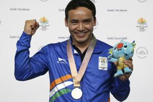 Jitu Rai breaks CWG record to win gold; silver for Mehuli Ghosh in...