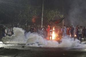Students protest across Bangladesh after Dhaka Univ clashes leave 100...