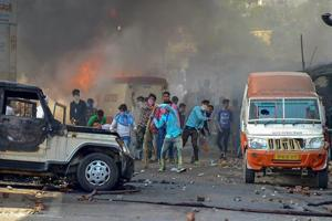Centre in a jam over compensation to victims of April 2 violence