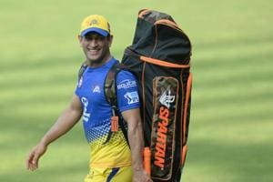 MS Dhoni's Chennai Super Kings will take on Dinesh Karthik-led Kolkata Knight Riders in the Indian Premier League on Tuesday.