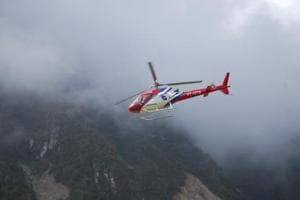Last year, nearly 4 lakh pilgrims preferred copters over horses and palanquins to reach Kedarnath shrine.
