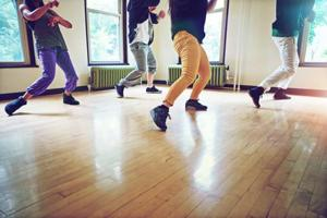 Put on your dancing shoes. Study finds it is the secret to staying fit...