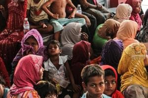 Can Rohingyas' rehabilitation cost Indian poor, SC wonders