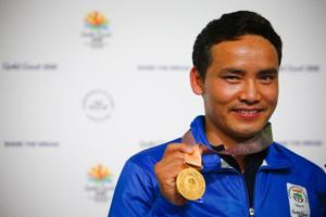 Jitu Rai in top form as badminton, table tennis add to India's gold...