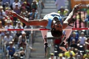 Tejaswin Shankar enters high jump final at 2018 Commonwealth Games