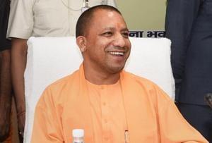 Uttar Pradesh installs saffron statue of Ambedkar in Budaun village