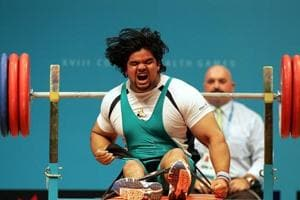 2018 Commonwealth Games: Para Powerlifter Sachin Chaudhary claims...