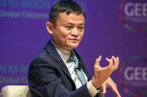 Alibaba's Jack Ma urges Mark Zuckerberg to 'fix' Facebook