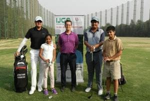 'In golf, it's important to acquire skill not scores'