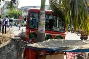 Man steals MSRTC bus in Mumbai, rams in into tree minutes later,...