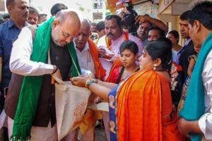 Police acting as Congress puppet, BJP tells Karnataka poll panel chief