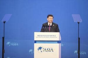 China's Xi Jinping renews pledges to open economy, cut tariffs this...