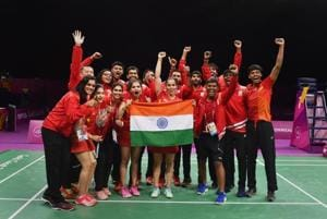 Photos: India shines at Commonwealth Games 2018, the winners so far