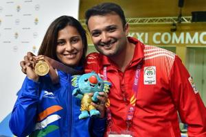 Heena Sidhu, Sachin Chaudhary add to India's medal tally at 2018...