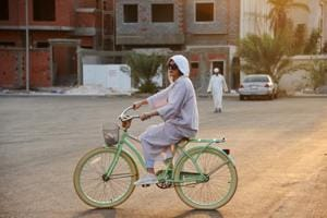 Photos | Cycling in Jeddah: Saudi women embrace social reform