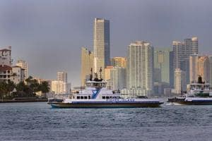 To visit America's richest zip code, you'll first need a boat