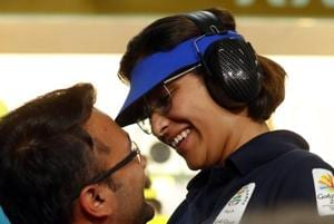 Heena Sidhu shatters Commonwealth Games record to win 25m pistol gold