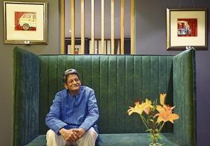 My Meerabai isn't a cluster of cliches says Kiran Nagarkar of his...