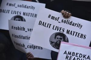 To make their voices heard, Dalits need to protest 365 days a year