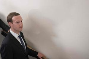 Facebook CEO Mark Zuckerberg aims to pacify US lawmakers