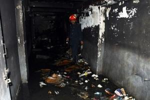 Fire breaks out at Thane's Viviana Mall, to remain shut today