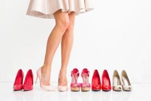 Girls, beware!Your favourite pair of high heels could lead to uterine...