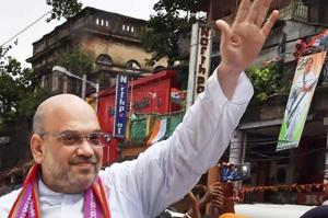 Amit Shah's strategy: BJP treating Bengal rural polls as...