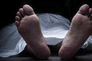 He was rushed to a nearby hospital, where he was declared dead.