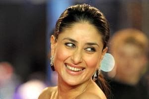 Ahead, catch a glimpse of Kareena Kapoor Khan's gorgeously bright Masaba saree. (AFP File Photo)