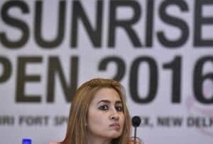 Jwala Gutta feels that public figures should acknowledge that sexual harassment at workplace exists.