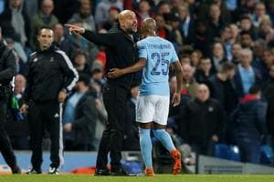 Pep Guardiola charged with improper conduct after Liverpool defeat