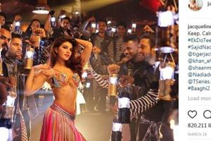 Jacqueline Fernandez launches her brand Just F, says fashion is a...