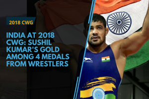 Olympic medallist Sushil Kumar's gold medal was among the four medals...