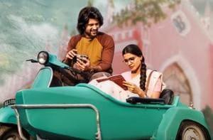 Video reveals Samantha Akkineni, Vijay Deverakonda's Mahanati...