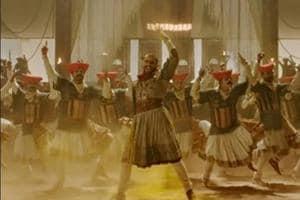 Ranveer Singh loves NBA dancers' performance to Malhari. Watch video